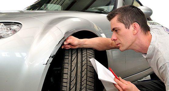 Оценка ущерба автомобиля после ДТП в Пензе